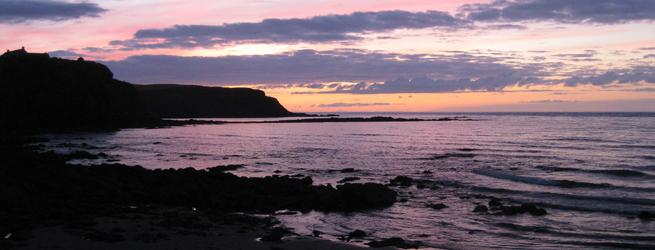 Pennan Sunset3